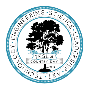 Tesla Country Day Seal
