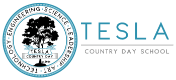 Tesla Country Day Logo